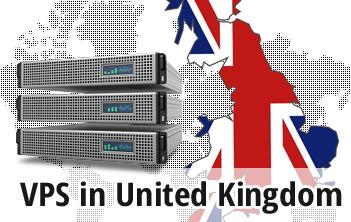 VPS Hosting in UK